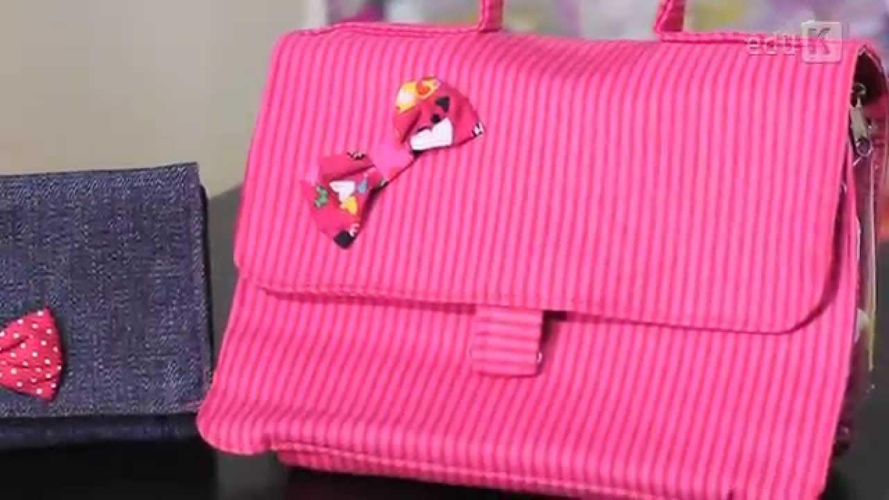 da05438745 Curso online Acessórios femininos: necessaire, carteiras e bolsa |  eduK.com.br - YouTube