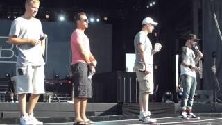Backstreet Boys- Wheatland May 24, 2014 Soundcheck