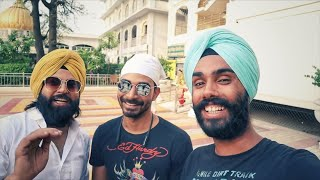 It's not easy to Tie TURBAN to KGF SuperStar ?? OMG