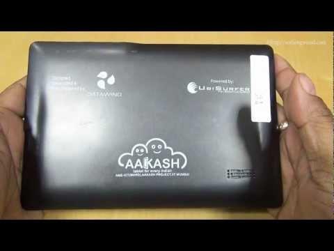 Datawind Ubislate 7Ci Aakash 2 Review: Hardware Full HD