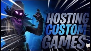 Hosting Custom Games(PC&CONSOLE)| Fortnite India| Use Code Mydo
