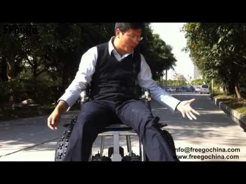 Freego Wheelchair Wc 01 Doovi