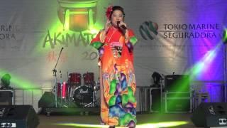 31ºAkimatsuri 2016 -Karen Ito -Ai San San (misora hibari)