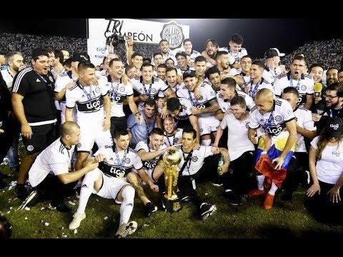 Todos los goles de Olimpia - Campeón del Torneo Apertura 2019 - Paraguay