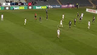 A-League 2020/21: Matchweek 18 - Macarthur FC v Melbourne City FC (2nd Half)