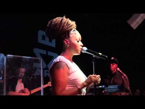 Chrisette Michele - Together & Tribute to Billie Holiday {Live@ Bizz'Art, Paris, 2014-12-08}