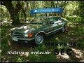 Mercedes C126 SEC (1/2)- Historia y evolución