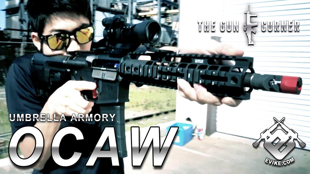 Umbrella Armory OCAW [The Gun Corner] Airsoft Evike com