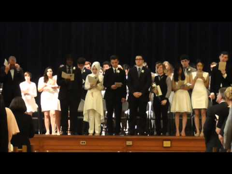162nd Commencement - June 6, 2015