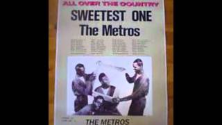 THE METROS SWEETEST ONE COMPLETE ALBUM SIDE 1 RCA VICTOR RECORD LABEL LPM-3776