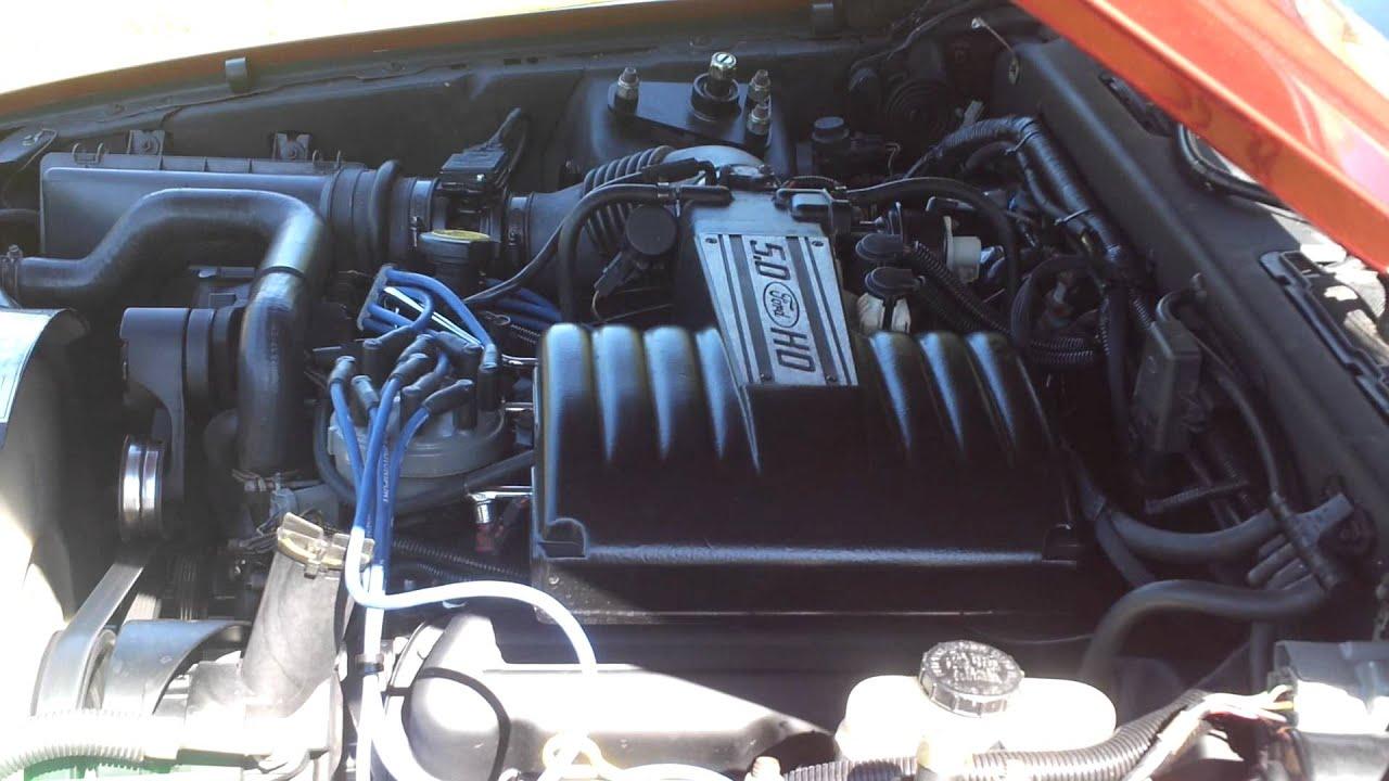 1988 Ford Thunderbird 50  YouTube