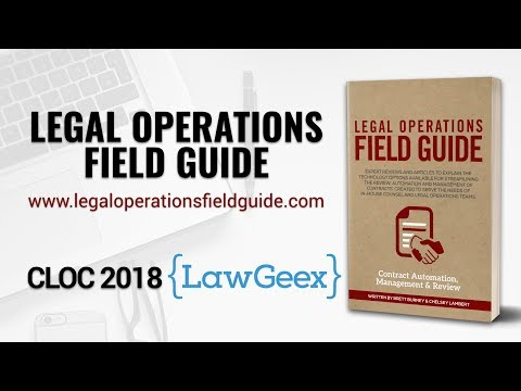 LawGeex Interview at CLOC 2018 - David Garcia