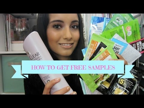 BEST FREE SAMPLES BY MAIL! (Just for asking!) from YouTube · Duration:  6 minutes 42 seconds
