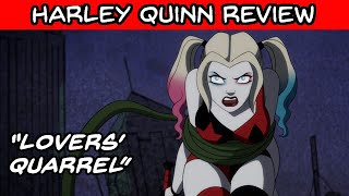 The Secret Is Out | HarlIvy | Harley Quinn Review | S2 E12