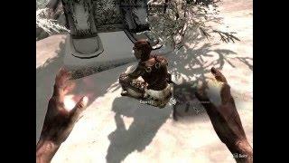 видео прохождение skyrim legendary edition часть 5