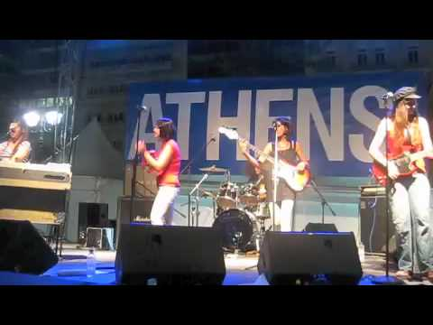the Meanie Geanies - Athens Voice Syntagma _1