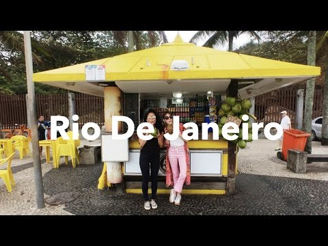 Rio De Janeiro Travel Diary / The Love Assembly Travel and Style Blog