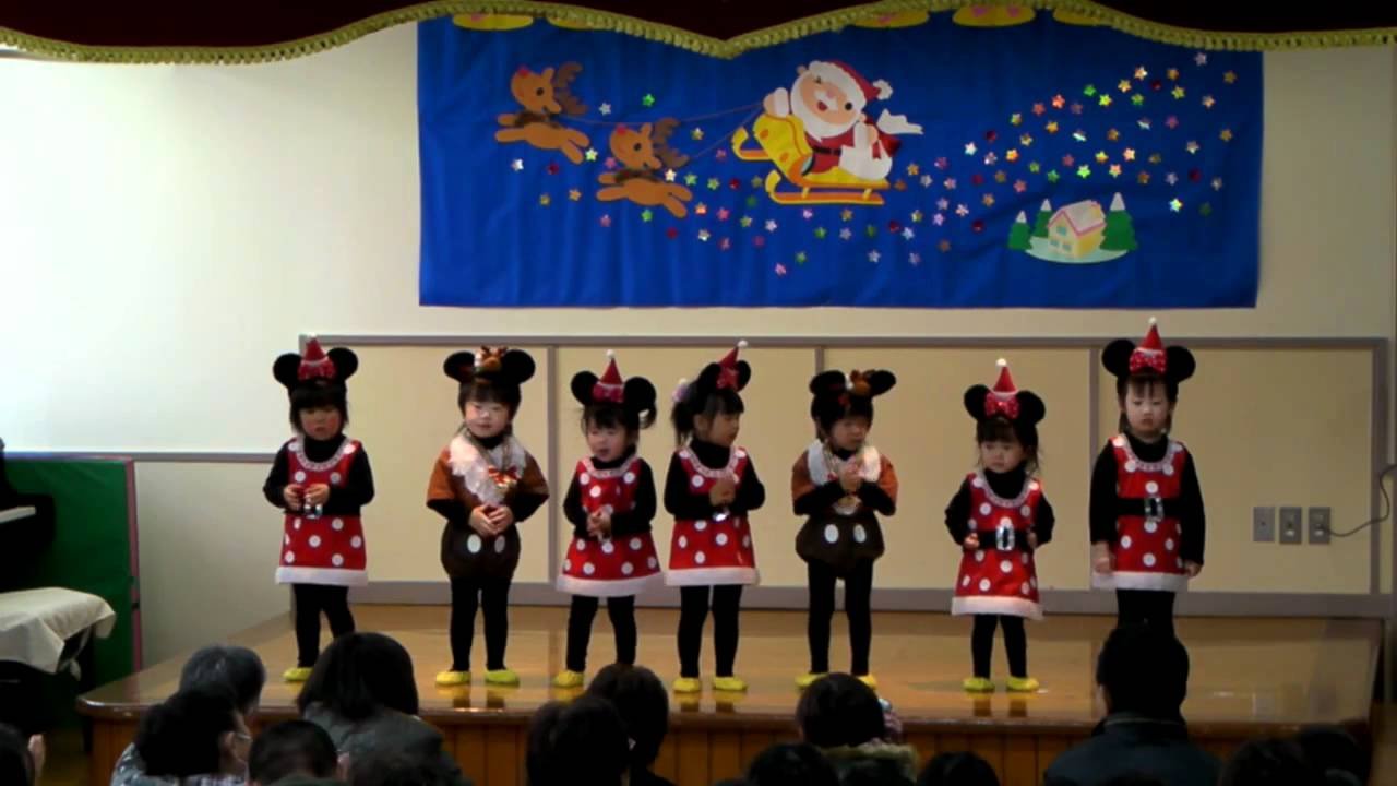 【ひまわり保育園】ミッキーマウスマーチ【ちゅうりっぷ組】
