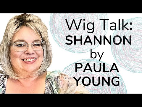 My First New Wig Purchase, Shannon By Paula Young