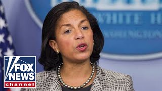'The Five' weigh in on Susan Rice's newly declassified email