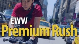 Everything Wrong With Premium Rush In 6 Minutes Or Less
