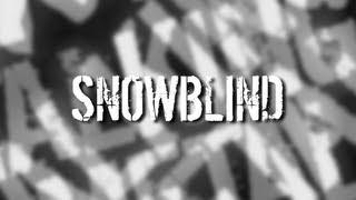 Talking Metal Jam Sabbath's SNOWBLIND - 2012