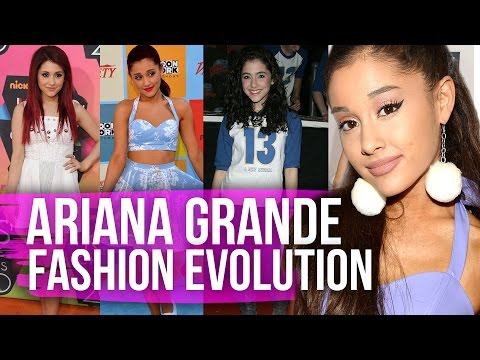 ARIANA GRANDE'S FASHION TRANSFORMATION (Dirty Laundry)