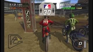 Let's Play MTX Mototrax Part 13: Supercross 250 Master