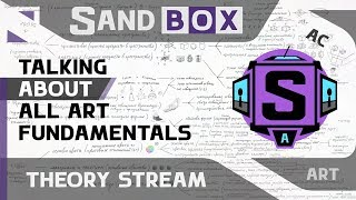 (Основы рисунка и живописи) Creative Sandbox [RUS / eng] - Сессия 3