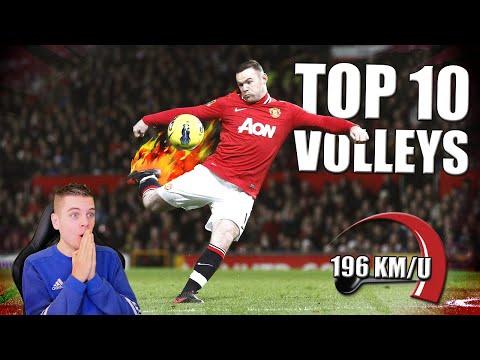 TOP 10 ZIEKSTE VOETBAL VOLLEY GOALS!!