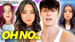 Addison & Bryce CALLED OUT By His EX?!, Charli SHADED By BY WHO?!, Danielle Cohn NEW Content House?!