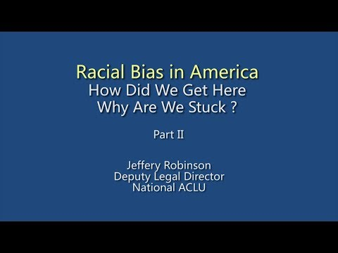 History of Racism in America