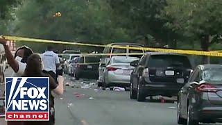 21 shot, 1 dead at Washington DC party