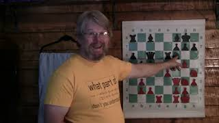 Anatomy of a Mesmerizing Kingside Attack