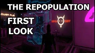 [The Repopulation] First Look Gameplay (Sandbox MMORPG Like Ultima Online & Star Wars Galaxies)