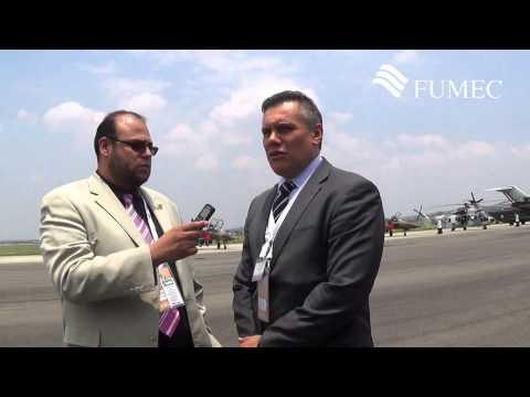 Testimonio de Volare Services en la Feria Aeroespacial 2015