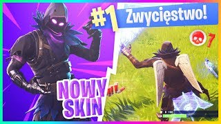 NEW SKIN + WIN! -Fortnite Battle Royale