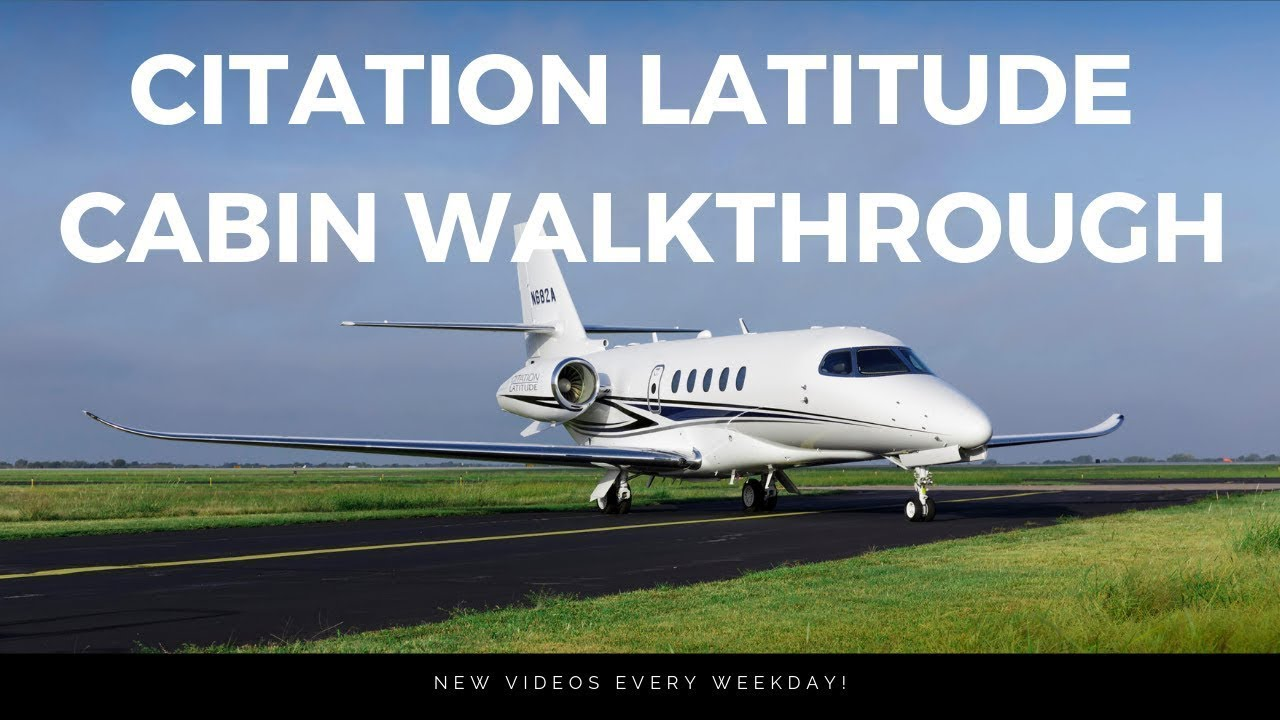 Cessna Citation Latitude: Buyer's and Investor's Guide