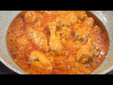 Coconut Chicken Curry Recipe • How To Make Chicken Curry With Coconut Milk • Coconut Curry Recipe