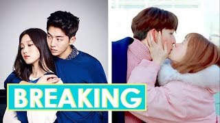 HOT NEWS: Lee Sung Kyung & Nam Joo Hyuk Are Dating!