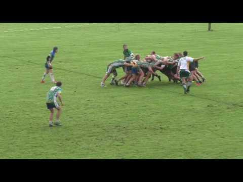 Clifton vs Coastal Club Rugby Round 3 Taranaki 2017