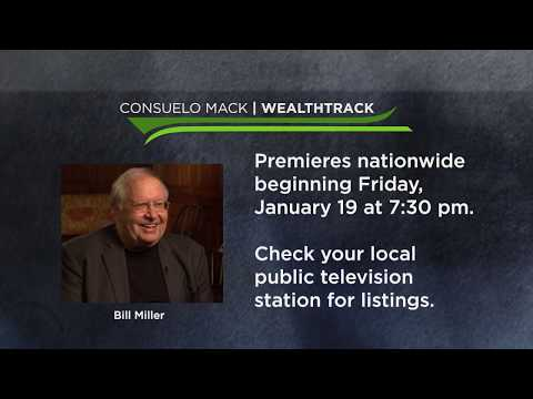Bill Miller On Investing In Bitcoin - January 19th Interview Preview