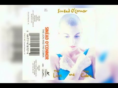 Sinead O'Connor ‎- The Lion And The Cobra (Cassette Rip)