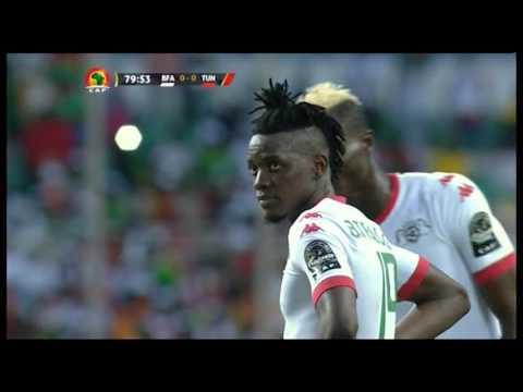 CAN 2017/Quart de finale: Résumé Burkina/ Tunisie
