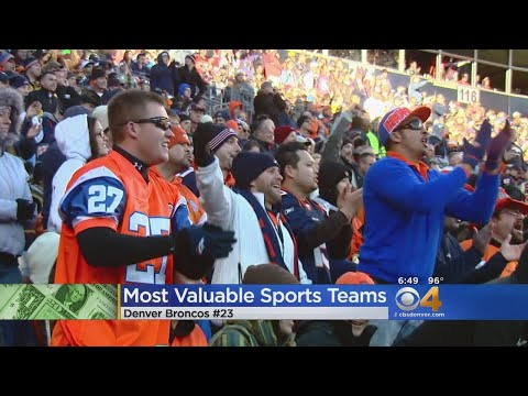 Forbes: Broncos Are 23rd Most Valuable Sports Franchise In World