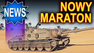 Kolejny maraton na czołg? - World of Tanks