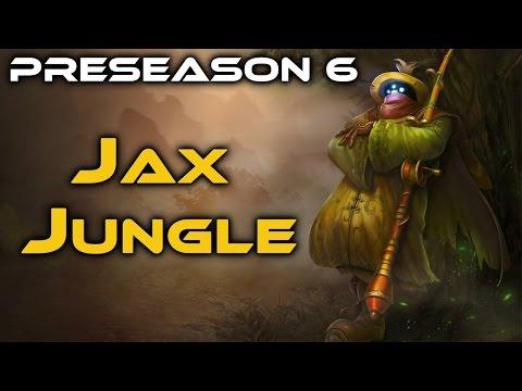 [LoL] Jax Jungle - Full Game Commentary