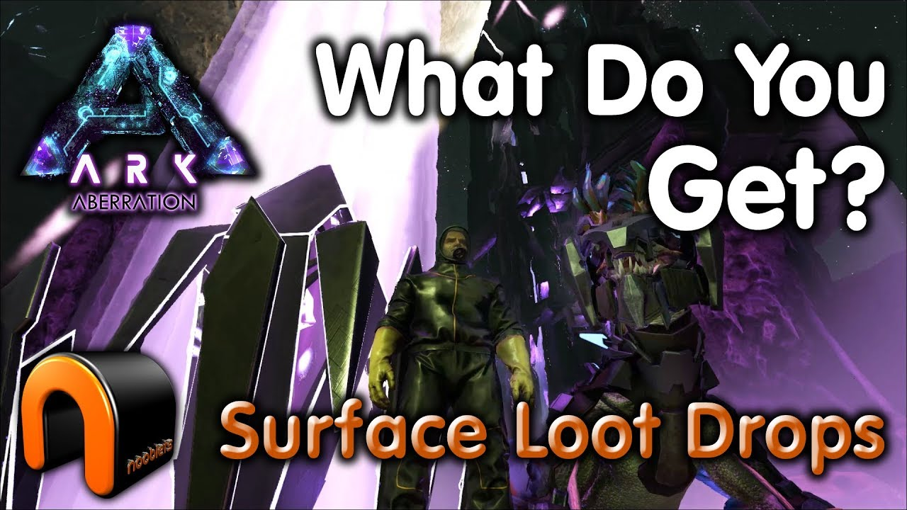 Ark aberration surface loot drops what do you get youtube ark aberration surface loot drops what do you get malvernweather Gallery