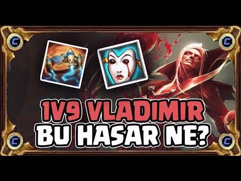 DÜŞMANIN KANINI EMDİK -- Vladimir
