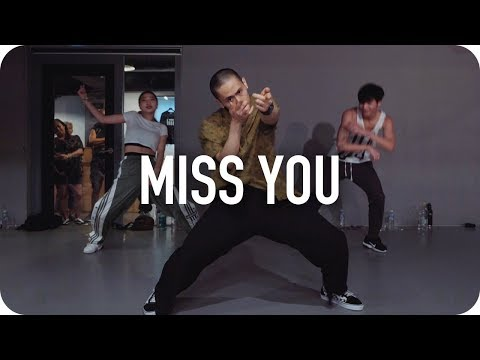 Miss You - Cashmere Cat, Major Lazer, Tory Lanez / Eunho Kim Choreography